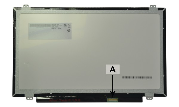 "ThinkPad T450 14.0"" 1366x768 WXGA HD LED Glossy"