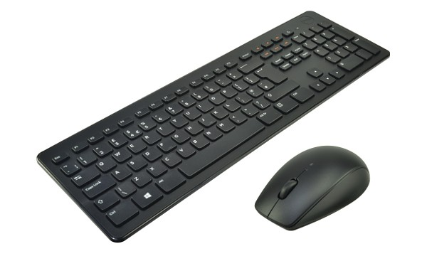 Latitude D630 Wireless Mouse and Keyboard (UK)