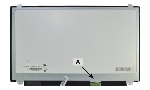 "Aspire 5810 TIMELINE 15.6"" WXGA HD 1366x768 LED Matte"