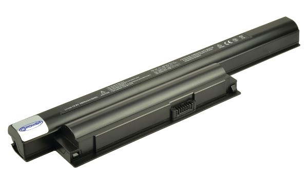 Vaio PCG-61611M Battery (6 Cells)
