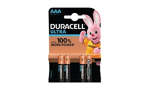 Duracell Ultra AAA 4 Pack