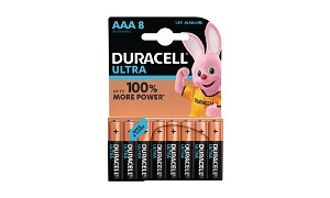 Duracell Ultra AAA 8 Pack