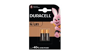 N Cell 1.5V Electronic Battery - 2 Pack