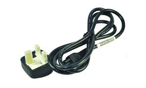 Power Cord - UK, Cloverleaf
