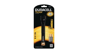 Duracell Focus Beam LED Torch & 2AA