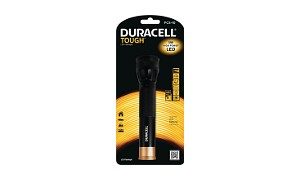 Duracell TOUGH 2 x C Size 1 LED Torch