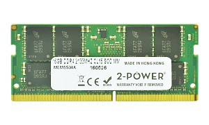 16GB DDR4 2133MHZ CL15 SoDIMM