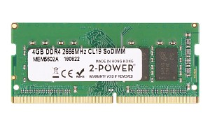 4GB DDR4 2666MHz CL19 SoDIMM