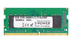 8GB DDR4 2666MHz CL19 SoDIMM
