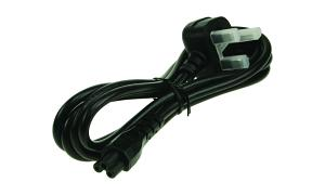 C5 (Cloverleaf) Power Lead with UK Plug