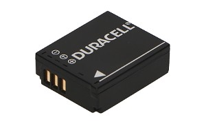 Duracell DR9710 replacement for Panasonic CGA-S007 Battery