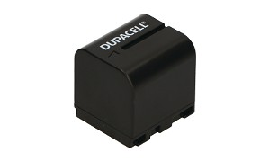 Duracell DR9657 replacement for JVC B-9656 Battery