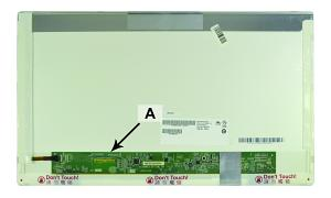 <b>2-Power alternative</b> for Toshiba H000036940 Screen