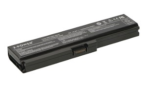 Satellite L635-S3100WH Battery (6 Cells)