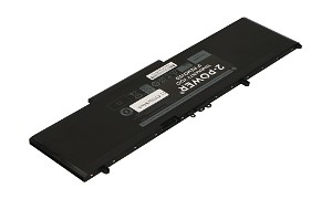 2-Power alternative for Dell WJ5R2 Battery