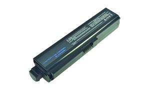 Satellite L655-S5100BK Battery (12 Cells)