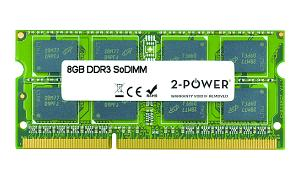 8H68R 8GB MultiSpeed 1066/1333/1600 MHz SODIMM