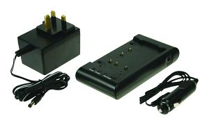 2-Power replacement for JVC BN-V12 Charger