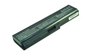 Satellite C670-15F Battery (6 Cells)