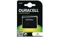 Duracell DR9657 replacement for JVC DR9656 Battery