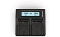 BP-514 Canon BP-511 Dual Battery Charger
